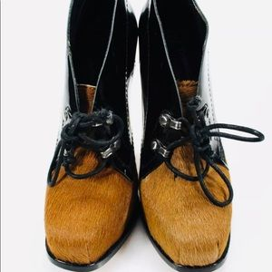 Vivienne Westwood Leather Boots Size 7